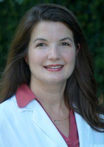 Pediatrician Dr Janet Pate