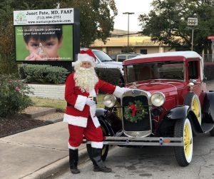 Santa Baby Flu Clinic