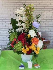Flu Clinic Flowers